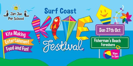 Surf Coast Kite Festival