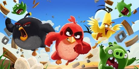 Soiree Cinematic Movie Fundraiser (Sept) – Angry Birds 2 tickets