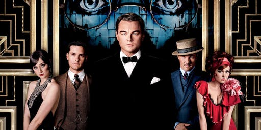 The Great Gatsby - a movie screening