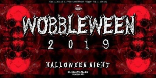 Wobbleween 2019 • Halloween Night • Bodega's Alley