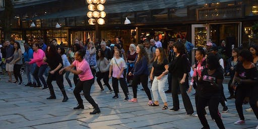 Rhythm Riders & Friends, Line Dance & Live Vocals Take Over