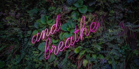 Harnessing Breath, Mind and Body for Calm and Resilience tickets