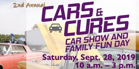 2nd Annual Cars & Cures tickets