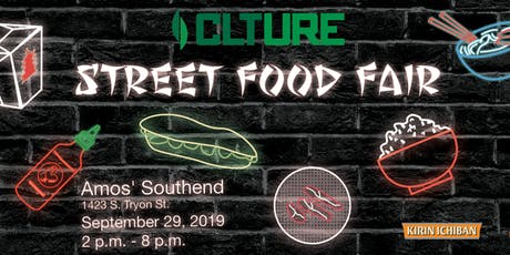 CLTure Asian Street Food Fair  tickets