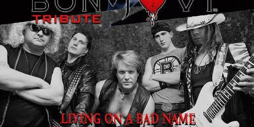 Bon Jovi Night w/ Livin' on a Bad Name w/ Movin' On