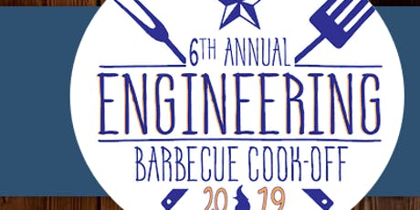 6th Annual Engineering Barbecue Cook-Off 2019 tickets