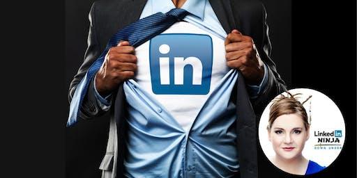 Webinar: How to create a compelling LinkedIn profile