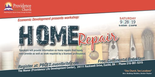 Home Repair Workshop