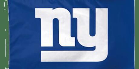 New York Giants vs. Chicago Bears tickets