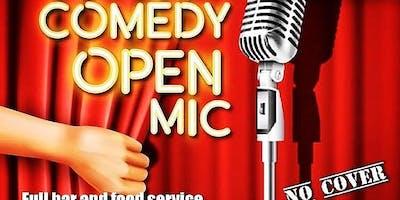 Habana Village Comedy Open Mic