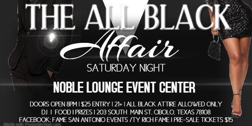 The All Black Affair
