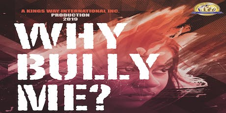 Why Bully Me? Production tickets