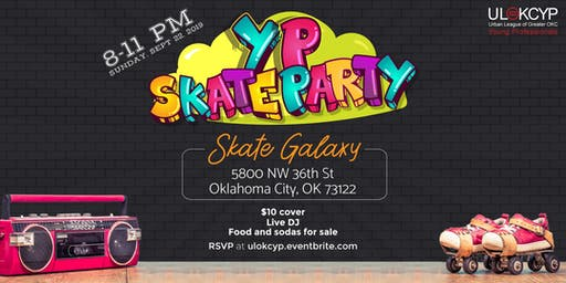 Ol' School Skate Party