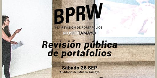 BPRW14   Museo Tamayo