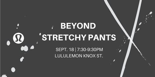 Beyond Stretchy Pants: A lululemon Dallas Hiring Party