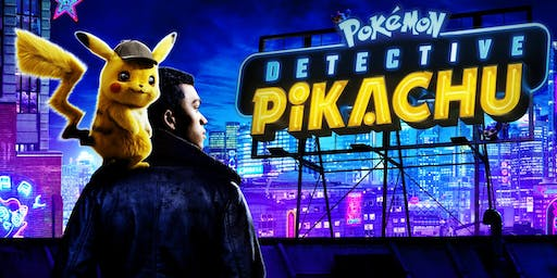 Movies at the Library - Pokémon Detective Pikachu
