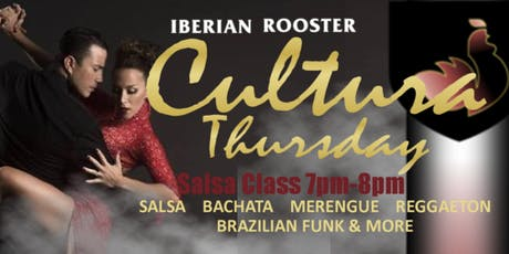 Cultura Thursdays  tickets