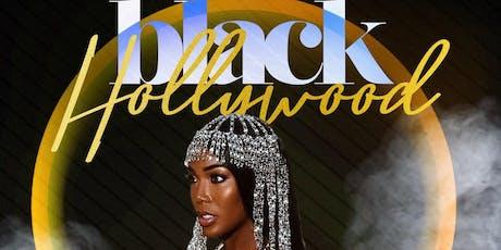 """ BLACK HOLLYWOOD "" LADIES FREE W/RSVP   tickets"