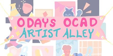 OCAD Artist Alley 2019 tickets