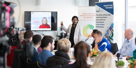 Video Strategy Workshop for Marketing and Business Leaders - Melbourne, December tickets