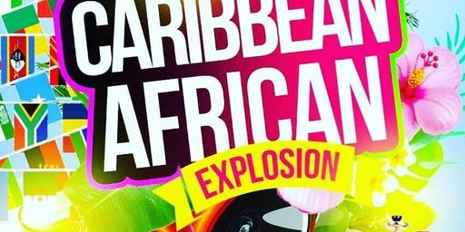 CARIBBEAN AFRICA EXPLOSION