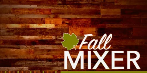 Fall Mixer connecting with your Community