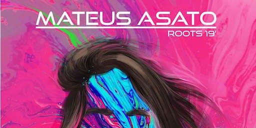 Mateus Asato Roots Tour 2019