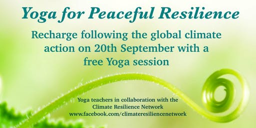 Yoga for Peaceful Resilience