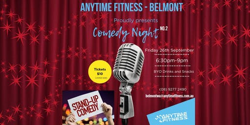 Anytime Comedy Night No.2