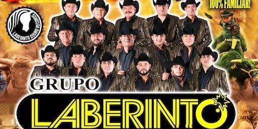 Grupo Laberinto Con Jaripeo Ranchero