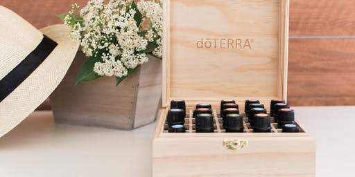 A Healthier You - An Introduction to Essential Oils (with a Giveaway!)