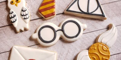 Harry Potter themed Cookie Decorating at Mayday Brewery