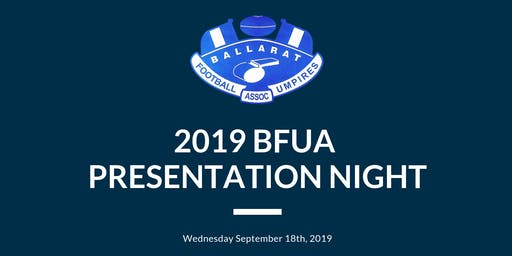 2019 BFUA Presentation Night
