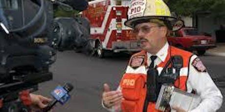 Fire Service Public Information Officer tickets