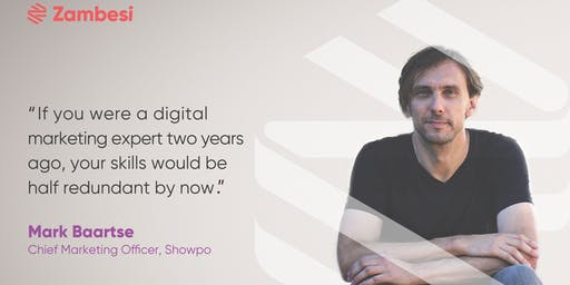 Brilliant Digital Marketing with Mark Baartse, CMO at Showpo