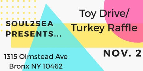 Toy Drive/Turkey Raffle tickets