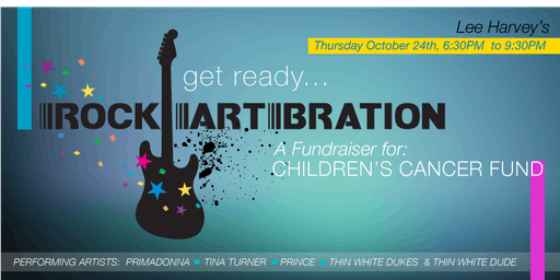RockArtBration for Children's Cancer Fund