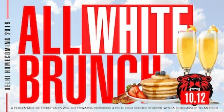 All White Delhi Homecoming Brunch & Day Party tickets