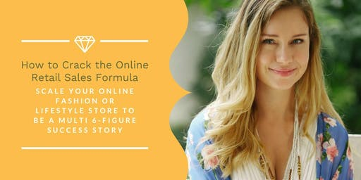 How to crack the online retail sales formula - scaling your online store