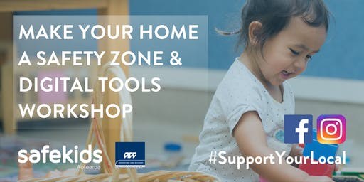 Ashburton Home Safety and Digital Tools Workshop