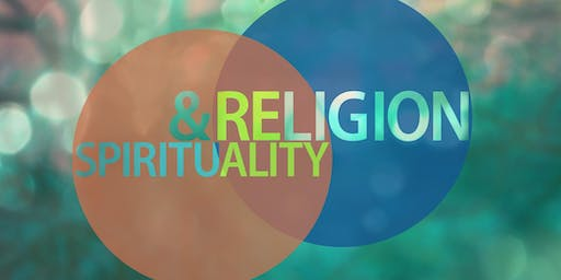 Spiritual But Not Religious   Free Event