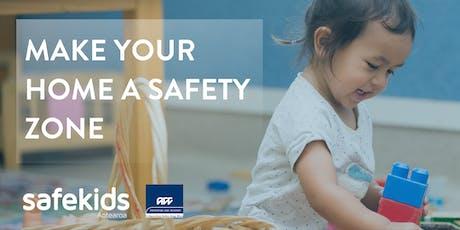 Pukekohe Home Safety Workshop tickets