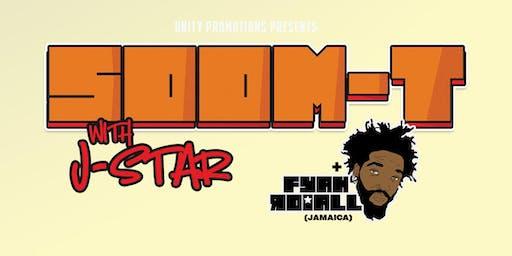 SOOM T with J STAR
