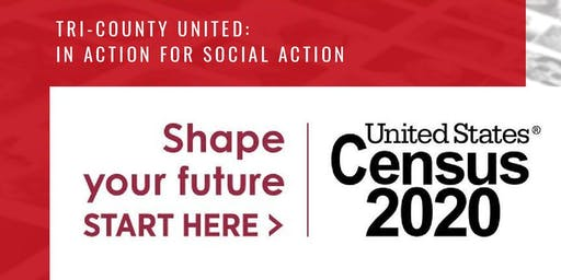 Tri-County United Forum:  Census 2020
