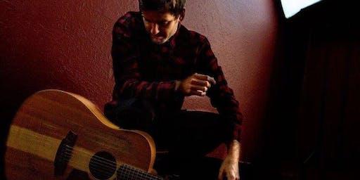 QUADRA ISLAND - Daniel Champagne (Australia) LIVE @ The Stone House