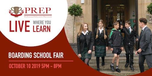 PREP Boarding School Fair