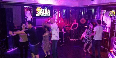 4 Weeks Salsa & Bachata Intensive Course