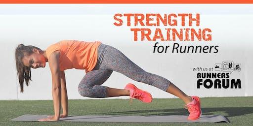 Strength Training for Runners Workshop