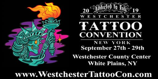 Westchester Tattoo Convention New York