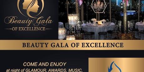 Beauty Gala of Excellence/ Gran Gala de Excelencia de la Belleza tickets